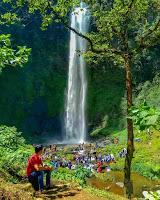 Mitos Cerita Misteri Curug Cimahi Bandung