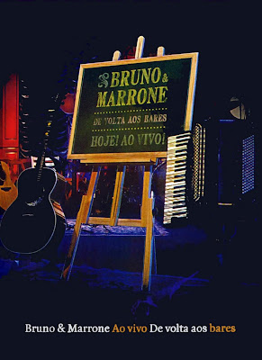 Bruno e marrone desliga {de volta aos bares ao vivo} (2009.