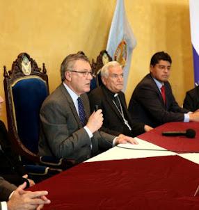 PAPA FRANCISCO EN PERÚ: Primera semana de noviembre inician obras en base «Las Palmas» para misa - www.papafranciscoenperu.org