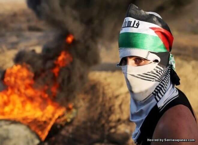 Intifada Rakyat Palestin