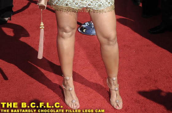 Alicia Keys Fat Legs 93