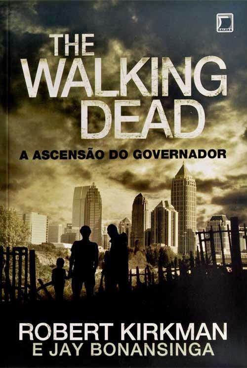 the walking dead a ascensao do governador - The Walking Dead ( THE DECLINIO v.5)
