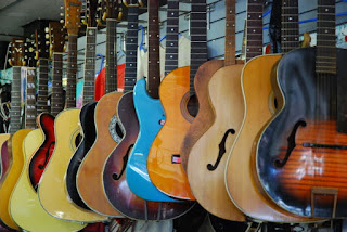 Image of Guitars