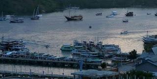 Inilah Panorama Keindahan Wisata Labuan Bajo di Nusa Tenggara Timur