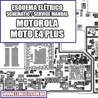 Esquema Elétrico Smartphone Motorola Moto E 4 Plus XT1773 Manual de Serviço   Service Manual schematic Diagram Cell Phone Smartphone Celular Motorola Moto E 4 Plus XT1773      Esquematico Smartphone Celular Motorola Moto E 4 Plus XT1773