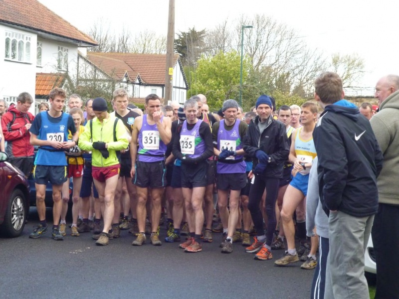 I Journeyed Off Last Sunday For The Gisborough Moors Fell Race Stopping At A Mates On Way To Drop Car And Cadge Lift