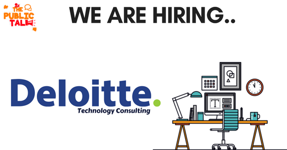 deloitte consulting business technology analyst