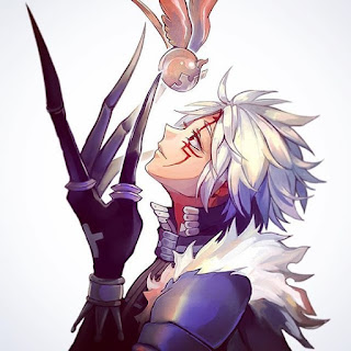 Allen Walker from D.Gray-man