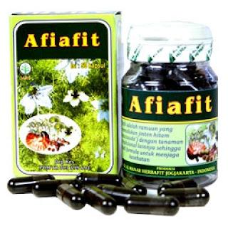 Afiafit Suplemen Herbal Sehat, Halal dan Alamiah
