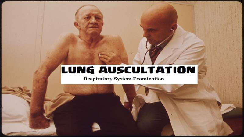 LUNG-CHEST AUSCULTATION- CLINICAL GUIDE