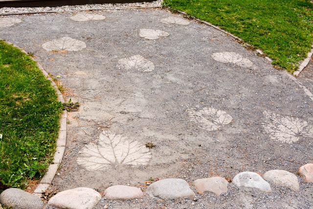 piha hiekotus betonilehdet