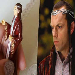 """Vovó passa anos rezando para Elrond """"O senhor dos anéis"""" pensando ser Santo Antonio"""