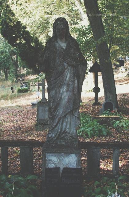 Stary cmentarz katolicki w Brąswałdzie