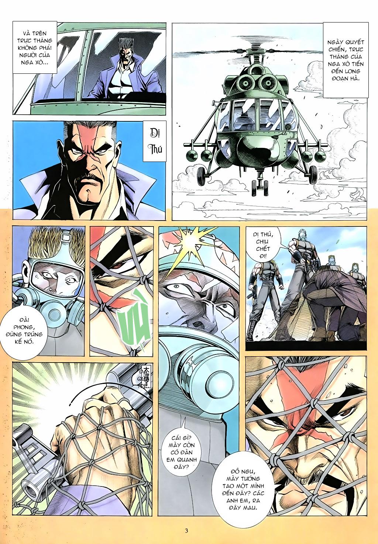 Mạt Nhật Chiến Lang chap 65 - Trang 3