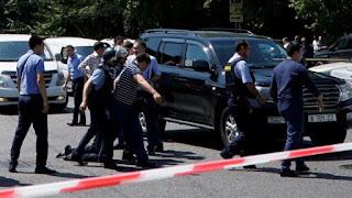 Четыре человека погибли в результате стрельбы в Алматы