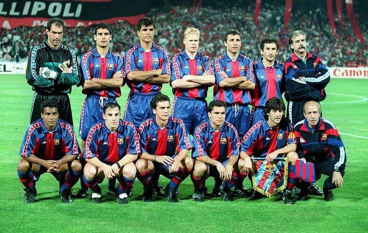 FC Barcelona, 1993/1994