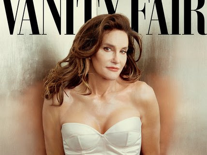 WELCOME TO THE WORLD CAITLYN JENNER