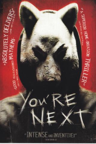 You're Next [2013] [DVDR] [NTSC] [Latino]