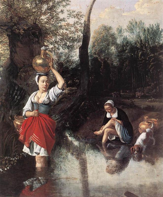 Jan Siberechts - Пари