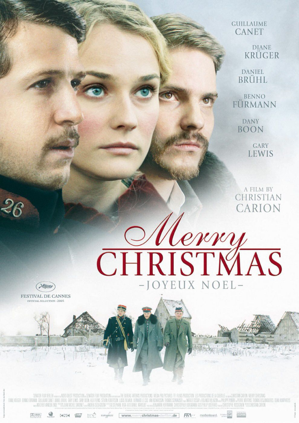 Movie Churches: World War 1 Movie Churches: Joyeux Noel (2005)