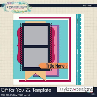 Free Lissy Kay Template
