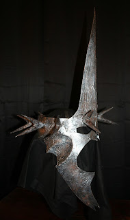 Witch-King of Angmar Helm - side