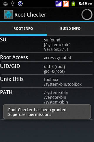 Qmobile Noir A2 Rooting Method - 100% working (screenshots) ~ Pak-Tech
