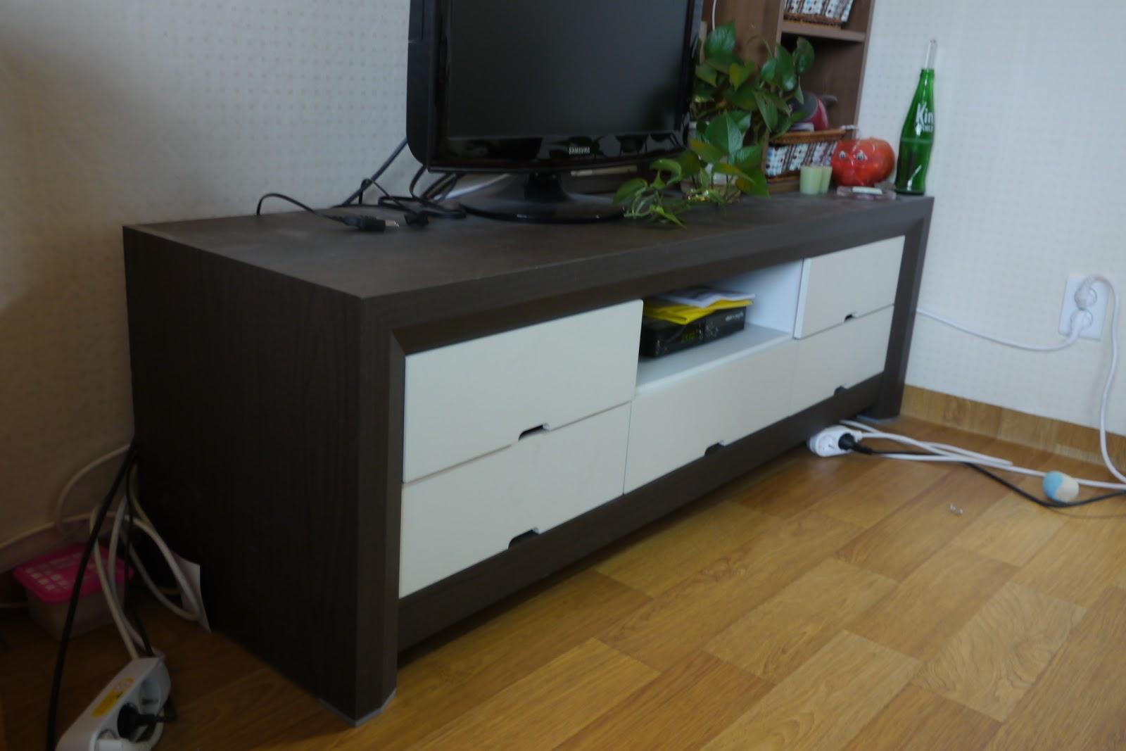 TV Stand and Bookshelf for Sale! | Koreabridge