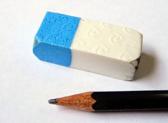 Image result for Blue Side Of An Eraser