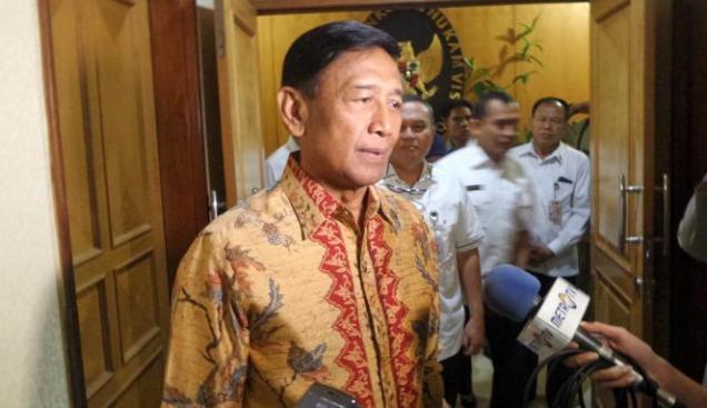 """Wiranto Singgung Soal Aksi Demo 2 Desember, """"Jangan Ganggu Eksistensi Negara"""""""