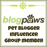 PROUD BLOGPAWS NETWORK INFLUENCER!