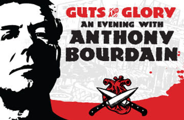 Anthony Bourdain on Tour