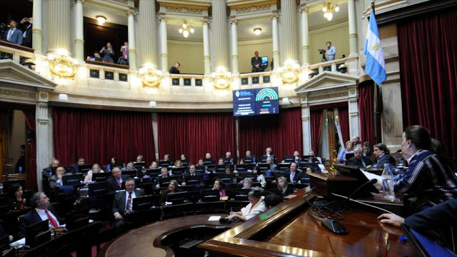 Congreso convirte en ley el polémico proyecto impulsado por Macri
