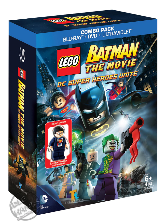 Idle hands toy fair 2013 lego batman the movie lil - Super batman movie ...