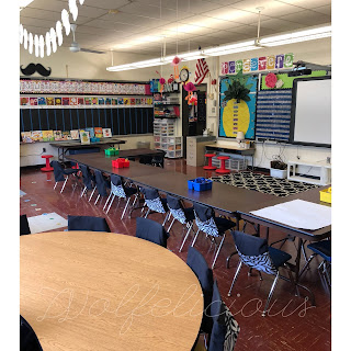 Photo of 2018-2019 Wolfelicious Classroom