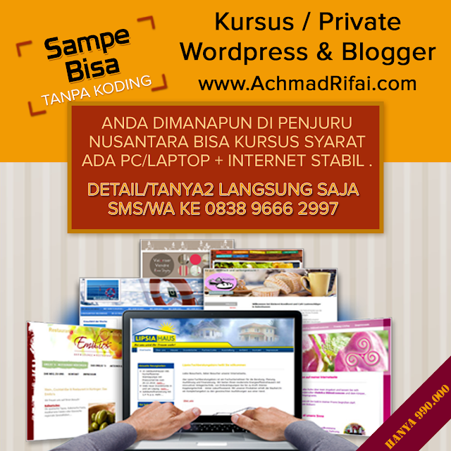 Private Website