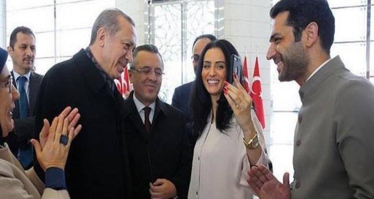 من هي المغربية إيمان الباني التي خطفت قلب النجم التركي مراد يلدريم
