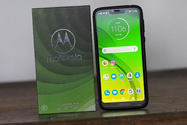 Motorola Moto G7 POWER - Smartfon dla fotografa?