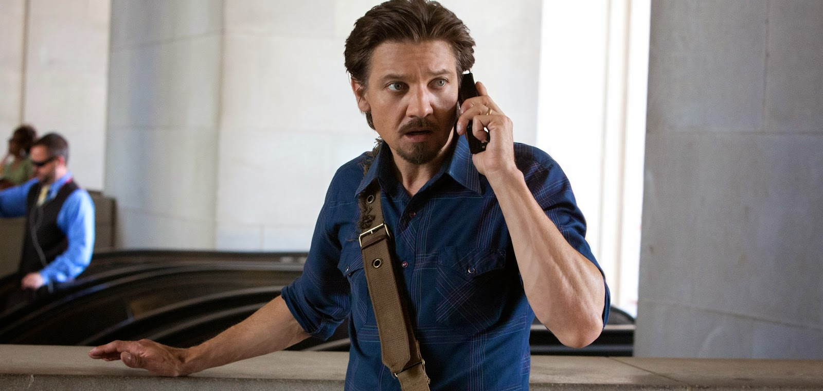 Jeremy Renner no segundo trailer do suspense Kill the Messenger