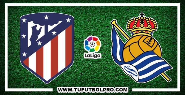 Ver Atlético Madrid vs Real Sociedad EN VIVO Por Internet Hoy 2 de Diciembre 2017