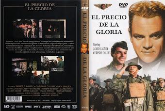 Carátula dvd: El precio de la gloria (1952) (What Price Glory)