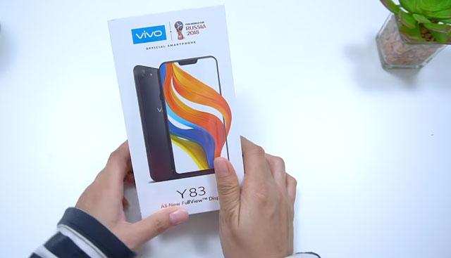سعر و مواصفات هاتف vivo Y83