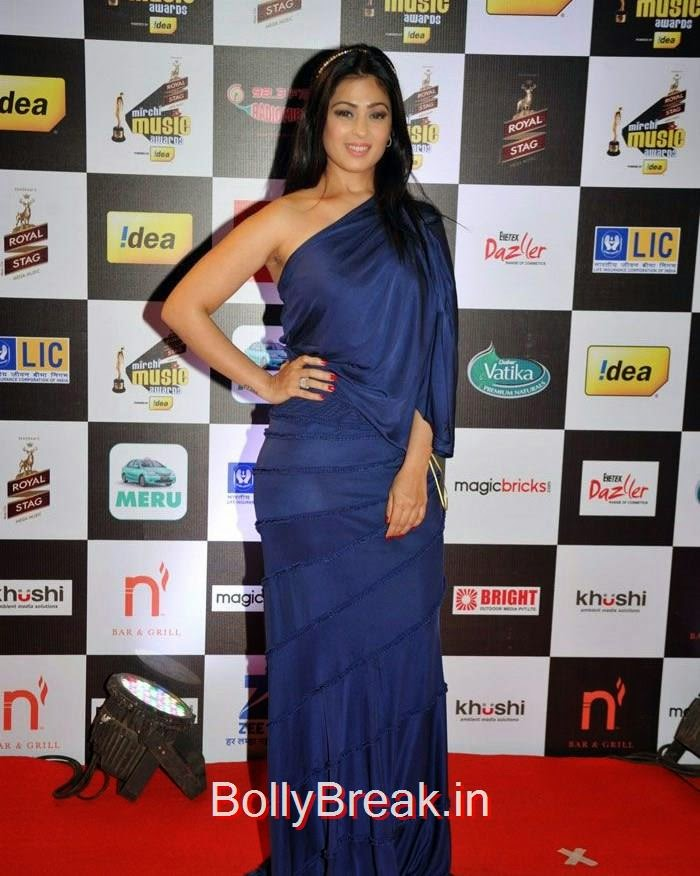 Celebs at 7th Mirchi Music Awards, Hard Kaur at 7th Mirchi Music Awards