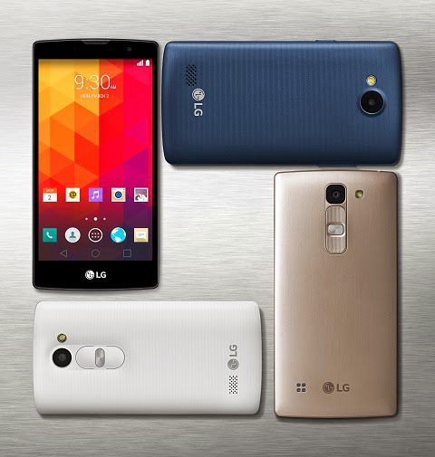 LG Magna, Spirit, Leon and Joy