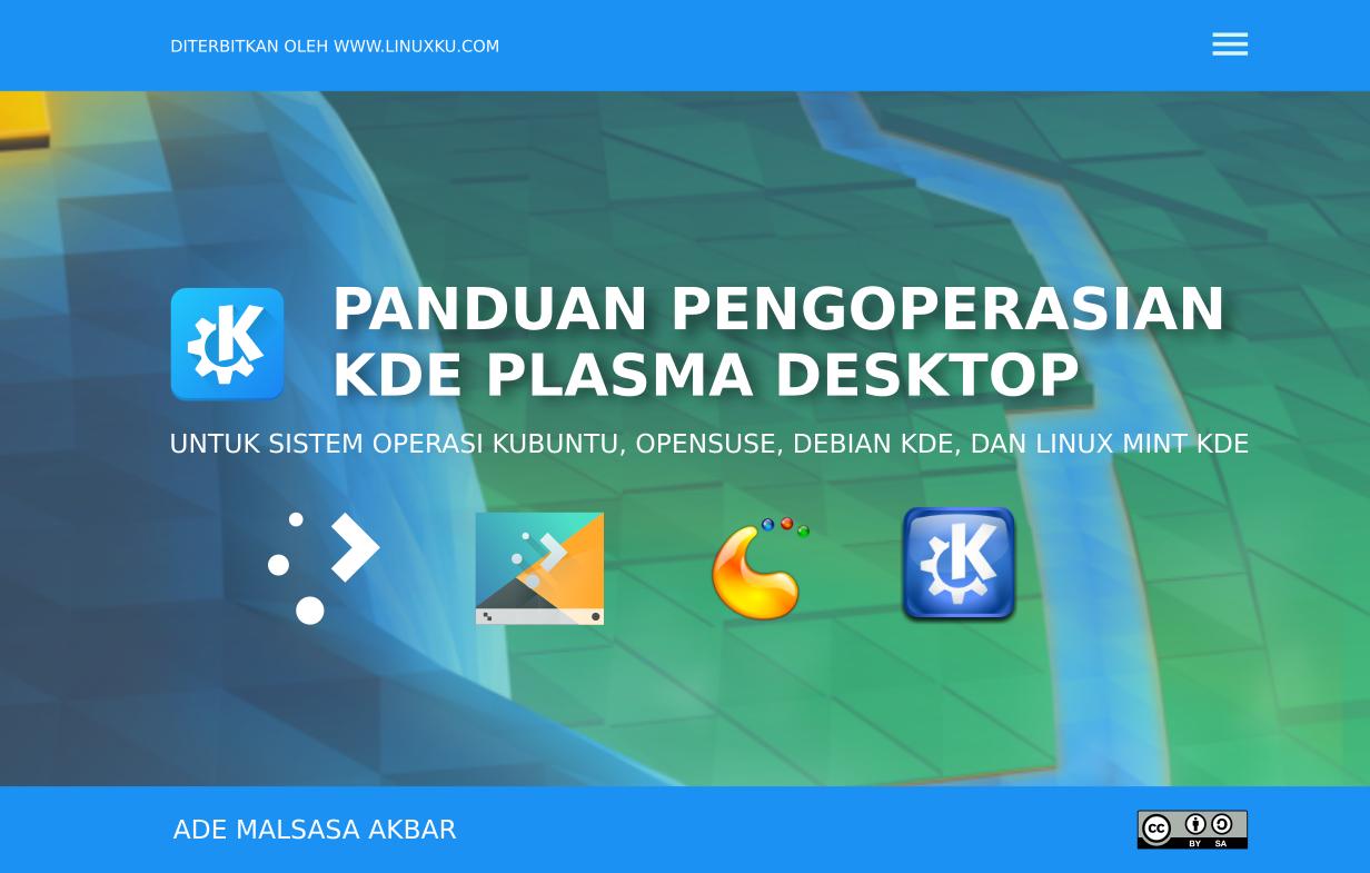 Ebook panduan pengoperasian kde plasma desktop
