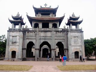 Phat Diem in Ninh Binh - Vietnam
