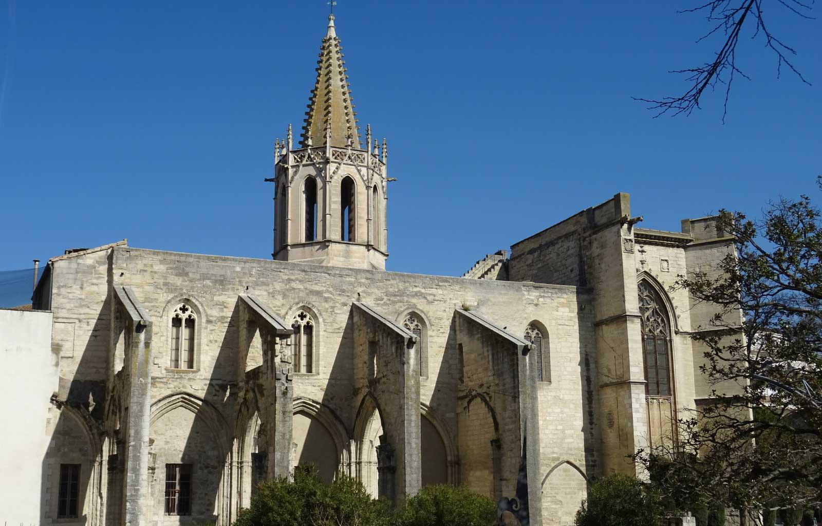Avignon Temple saint martial