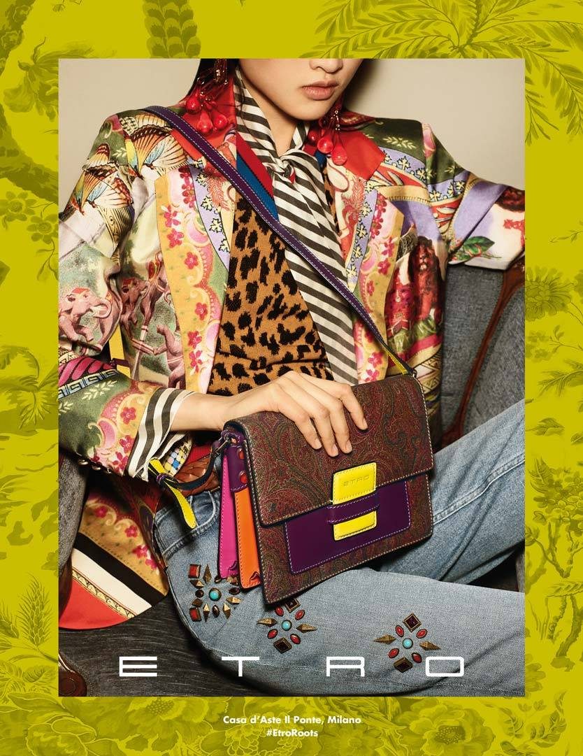 Etro Spring/Summer 2018 Campaign