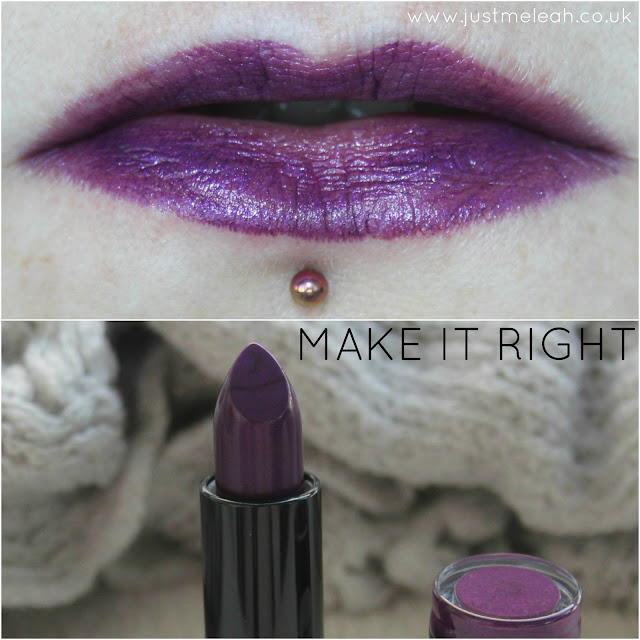 MAKEUP REVOLUTION ATOMIC COLLECTION MAKE IT RIGHT