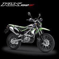 Kredit Motor Murah Kawasaki KLX 150BF SE